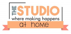 The Studio: Where Making Happens -- At Home