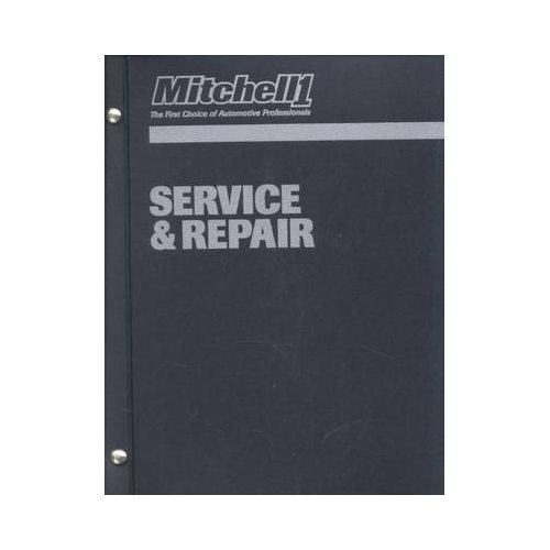 mitchell auto manuals