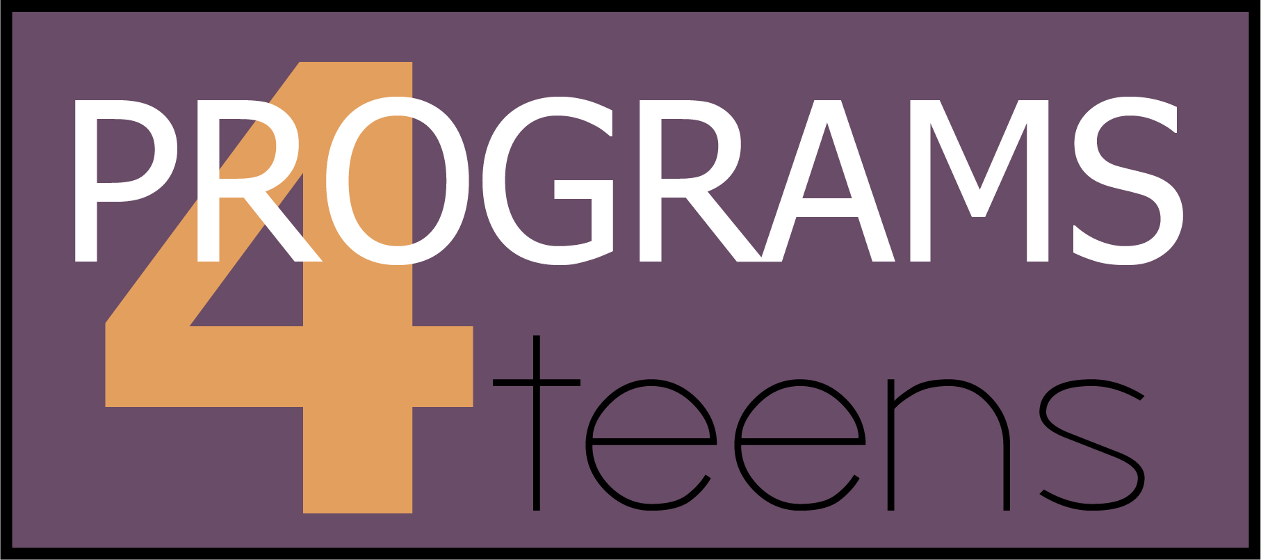 Of programs for teen — 13