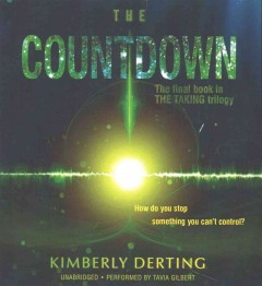The Countdown by Kimberly Derting