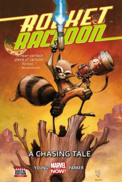 Rocket Raccoon: A Chasing Tale