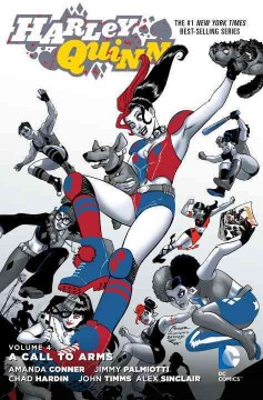 Harley Quinn: A Call to Arms